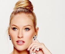 NWT Kate Spade Earrings SYMPHONY SPARKLE Blue Studs semi precious stone LOT 2