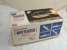 Space Toy Moon Traveler Apollo-Z in box made in Japan TN
