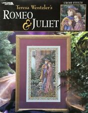 Teresa Wentzler's Romeo & Juliet Leisure Arts Cross Stitch Pattern #3426