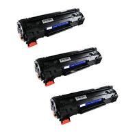3PK Toner Cartridges for Canon 128 CRG-128 ImageClass MF4550/4580,4880/4770/4890