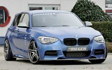 Rieger Seitenschweller im Carbon-Look für BMW 1er F20 mit M-Paket