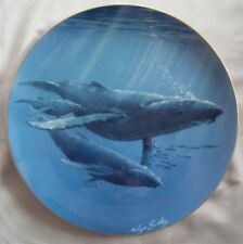 "COALPORT ENGLAND ""NOBLE OCEAN FRIENDS "" THE HUMPBACK WHALE  CP274 NEW & BOXED"
