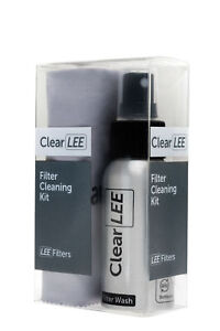 Lee Filters Cleaning Kit including Cloth and ClearLEE Cleaning Wash