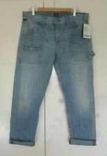BNWT Anthropologie recortada Jeans Tamaño 28 10 Nuevo $178 Citizens Of Humanity Jeans