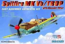 Hobby Boss - Spitfire Mk Vb Trop Aboukir-Filter RAF SAAF 1:72 Modell-Bausatz kit