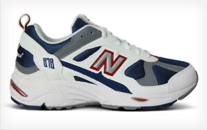 New Balance Running Shoes CM878RSD Navy Unisex Sneakers