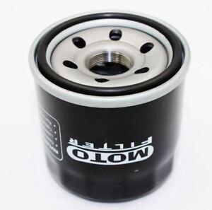 New Oil Filter fits Suzuki DL 1000 V-Strom 2002 to 2012