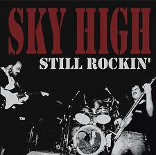 SKY HIGH: STILL ROCKIN' CD (GREAT BLUES/ROCK GUITAR - CLAS YNGSTROM)