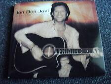 Jon Bon Jovi-Digipack Maxi CD + Poster-Made in France