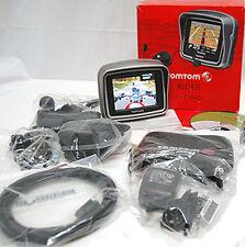 TomTom RIDER 2 Motorcycle 2nd Edition Tom GPS Navigator USA CANADA MAPS bike -A-