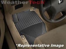 WeatherTech All-Weather Floor Mats - 2001-2005 - Honda Civic - Black