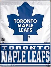 """Toronto Maple Leafs 27"""" x 37"""" Licensed Banner - Free Shipping"""