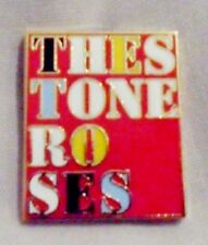 The Stone Roses 'Heaton Park' Enamel Badge.Ian Brown,Primal Scream,Oasis.