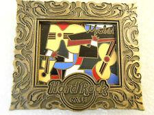 MADRID,Hard Rock Cafe Pin,ART FRAME SERIES LE 150