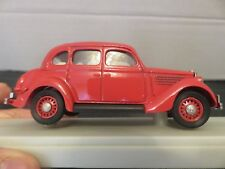 Rextoys Ford 1935 Conduite Interieure Fordor 42 Red Die-Cast Metal Car France