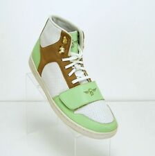 Creative Recreation Lime Green Brown White High Top Mens Shoes Sneakers Size 13