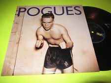 POGUES - PEACE AND LOVE LP EX ISLAND THE