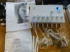 Goddess Microcurrent Facial Toning & Tighening Beauty Machine.  SERVICED.