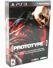 Prototype 2 Blackwatch Collector''s Edition PS3 New Playstation 3