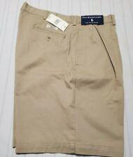 """New Polo Ralph Lauren Golf Shorts  Mens Size 38 (XL) Tan """"The Tyler Short"""""""