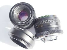 For Canon RF 50mm f/2 28mm f/2.8 prime lens for mirrorless camera R5 RP R6 EOS R