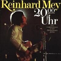 "REINHARD MEY ""20 UHR"" 2 CD NEUWARE"