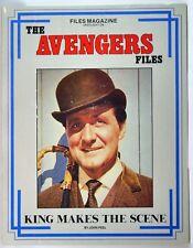 1985 Files Magazine Season 6 The Avengers Files Tara King Linda Thorson