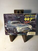 James Bond 007 Aston Martin DB5 Airfix Craftmaster Model Kit, 1/24 Scale UNBUILT