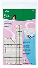 Clover 7811 Press Perfect Hot Hem Ruler Sew Measure