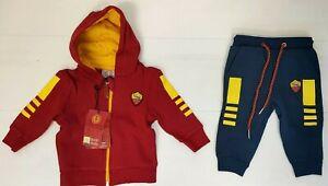 170/65 Tracksuit as Roma Zip Hood Newborn Infant Wear Baby Cotton romper suit