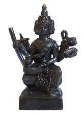 Figurine statuette Phra Phrom Brahma Thailande amulette décoration collection