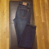 Women's Madewell Skinny Skinny Jeans Size 28