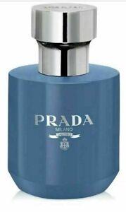PRADA L'Homme L'EAU Men's Tonic Shower Cream Gel 100ml 3.4oz