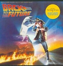 Back To The Future Soundtrack CD Album Very Good Condition