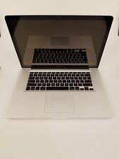 2012 MacBook Pro 15'' 2.3GHz Intel Core i7 / 4GB RAM / 500GB HDD / NVIDIA 650M
