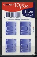 NVPH 1109b Crouwel Vel van 10 Zelfklevend 2001 Postfris