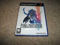 Final Fantasy XII (Sony PlayStation 2, 2007) NEW & SEALED