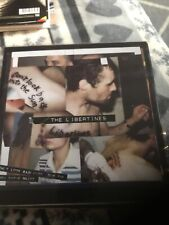 "THE LIBERTINES Don't Look Back Into The Sun 7"" Black Vinyl Poster Sleeve MINT"