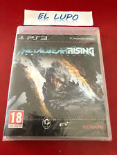METAL GEAR RISING REVENGEANCE SONY PS3 NEUF SOUS BLISTER VERSION FRANCAISE