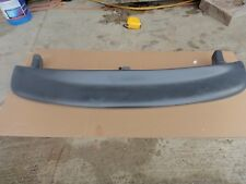 99-01 ISUZU VEHICROSS REAR SPOILER OEM