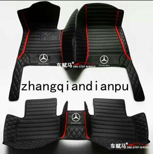 For 1994-2021-Mercedes-Benz -all models luxury custom waterproof floor mats