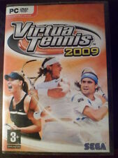VIRTUA TENNIS 2009 Nadal Nuevo PC tenis SEGA ATP Roland Garros en castellano;
