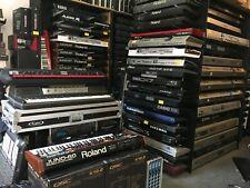 used Roland Juno 60 Juno60 Vintage Analog Synth Keyboard 61 key  //ARMENS