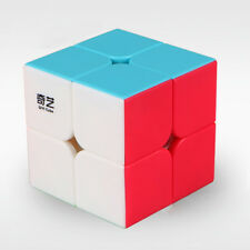 2x2 ABS Ultra-smooth Magic Cube Speed Professional Rubik Puzzle Twist Toys Gifts