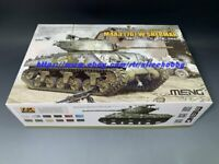 Meng Model TS-043 1/35 U.S. Medium Tank M4A3(76) W Sherman
