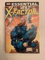 Essential X-Factor Volume 5 1st Edition 2012 / Louise Simonson, Chris Claremont