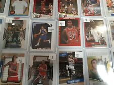 NEW NBA BASKETBALL CARD LOT Insert Rookie Autograph Jersey Card JORDAN? ZION?