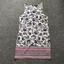 New Look Floral Shift Dress Size 12