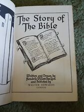 The Story of the Bible by Walter Edwards