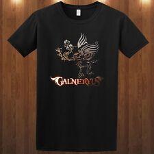 GALNERYUS tee japan power metall band Deluhi Animetal t-shirt S M L XL 2-3XL